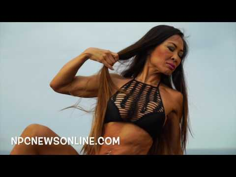 IFBB Bikini Pro Geri Berger: 2017 J.M. Manion Photo shoot