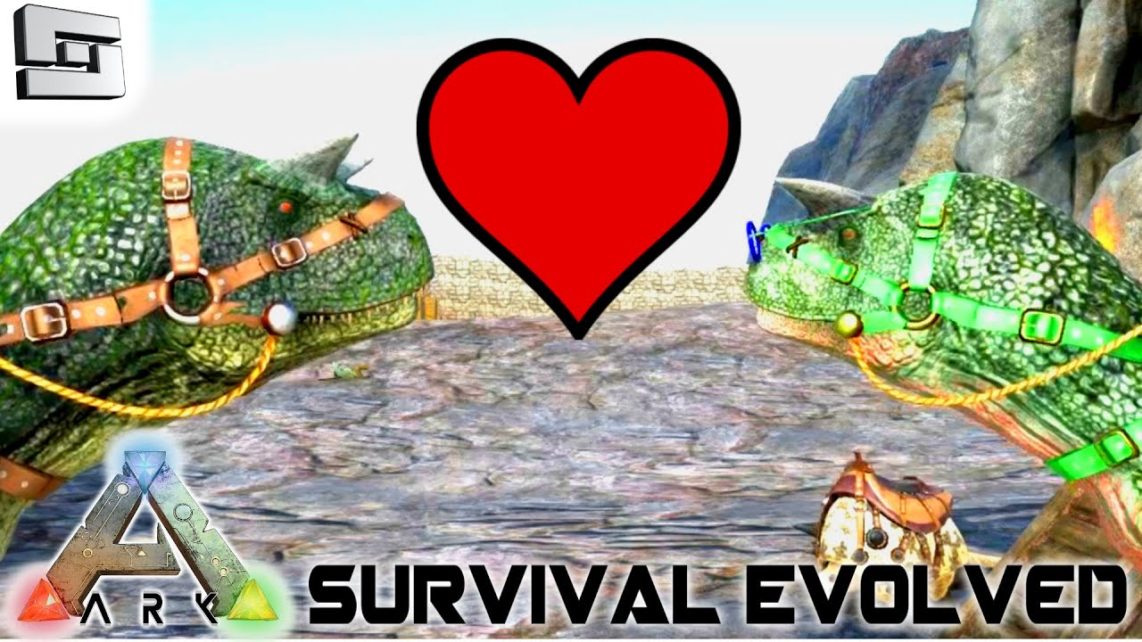 Superior ARK: Survival Evolved   BRIAN FINDS LOVE! E74 ( Gameplay )   YouTube