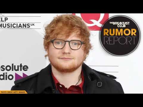 Ed Sheeran Reveals He Struggled With Substance Abuse