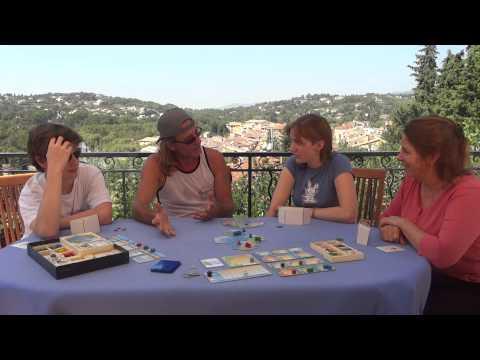 Archipelago, The Board Game