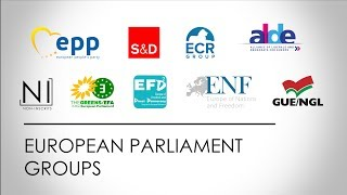 The Political Groups in the European Parliament - European election 2019 | Europe Elects