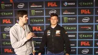 "DreamHack Open Cluj-Napoca - pasha: ""[Titan] was rekt from papa"""