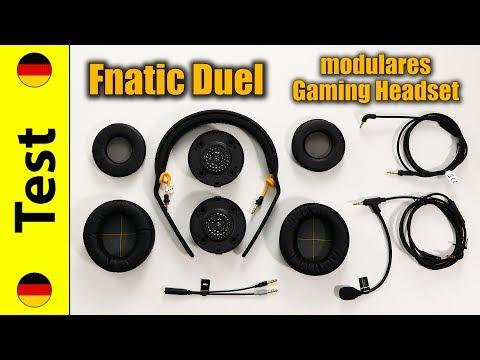 Fnatic Duel Test | Modularität FTW? (deutsch)