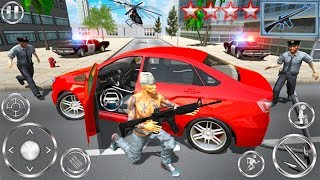Russian Crime Simulator - Android GamePlay - Crime Simulator Games Android