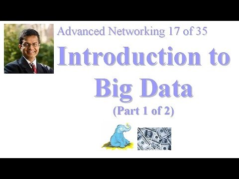 CSE 570-13-10A: Introduction to Big Data (Part 1 of 2)
