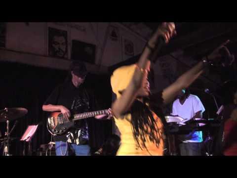 Nkulee Dube 'Back To My Roots' Ashkenaz Berkeley California July 19 2013