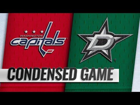 01/04/19 Condensed Game: Capitals @ Stars