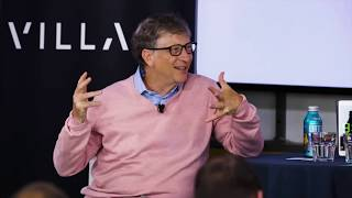 Bill Gates on Startups, Inveṡting and Solving The World's Hardest Problems