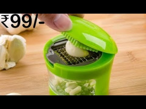 TOP 10 KITCHEN GADGETS - Make Everything EASY!! [Rs150-400] - 2019