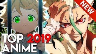 Die 5 BESTEN NEUEN Anime 2019🤩