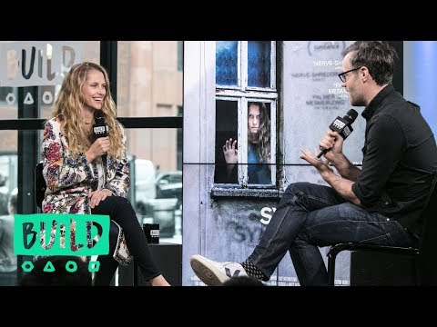 "Teresa Palmer Talks About The Film ""Berlin Syndrome"""