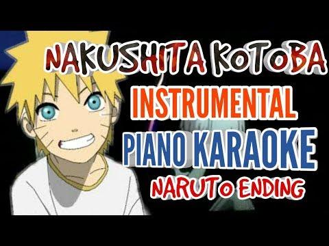 Nakushita Kotoba Instrumental (Naruto Ending)