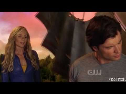 smallville 10x03 - Clark Tries To Fly supergirl