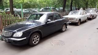 Волга, замена топливного фильтра
