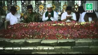 DPP PKB Ziarah Wali Songo, Pemenangan Jokowi JK #Part23 Makam Gus Dur, Jombang, Jawa Timur