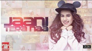 JAANI TERA NAA Remix | SUNANDA SHARMA | New Panjabi Song | DJ UMESH SOLANA |