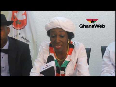 I will help NPP government if called on – Nana Konadu Agyeman Rawlings