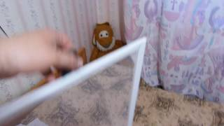 москитная сетка из кабельканала