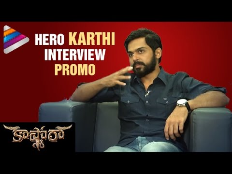 Karthi Reveals Funny secrets about Mahesh Babu | #Karthi Candid Interview | #Kashmora Movie