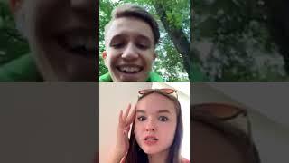 Миша Смирнов прямой эфир ( С Ариной Даниловой) | 05.07.2019