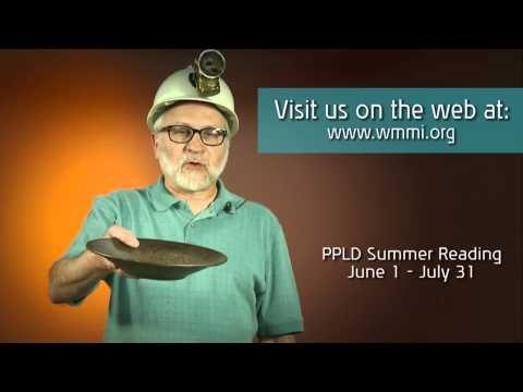 Fizz, Boom, Read! - Western Museum Of Mining & Industry Summer Reading Promo