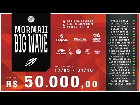 Mormaii Big Wave 2018