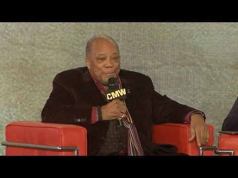 Quincy Jones - The CMW Interview