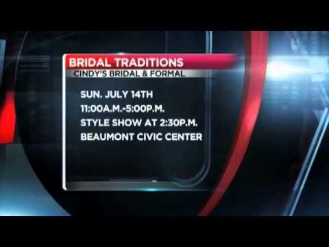Annual bridal event showcases dresses