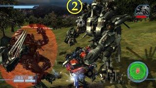 [Epic Modding] Transformers The Game: Revenge of the Fallen Forest Battle(2) (Optimus vs Megatron)