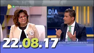 Al Día Debate Político 13tv 22.08.17
