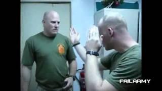 Приколы в армии, военные прикалываются, неудачи