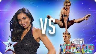 Francine Lewis vs Spelbound | Britain's Got Talent World Cup