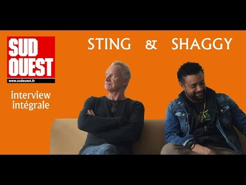 Sting & Shaggy, l'interview intégrale