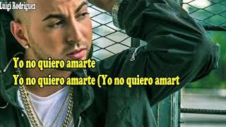No Quiero Amarte - J Quiles Ft Zion Y Lennox
