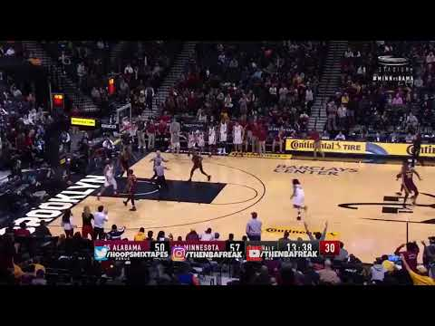 Alabama Vs Minnesota - 3 On 5