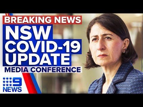 Coronavirus: NSW Premier announces 10 new local cases   9 News Australia thumbnail