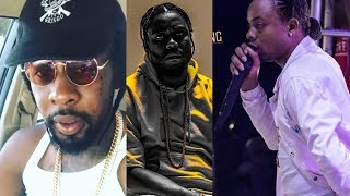 What Rygin King Said About Vybz Kartel | Artist Diss Notnice After Notice R$BBED Him | Kiko Di Hype1