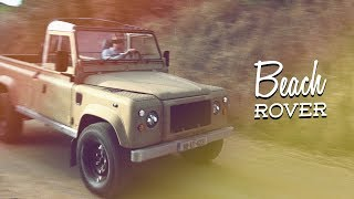 Gambar cover Beach Rover Build : 08 300TDI, Bobtail, Paint & Delivery