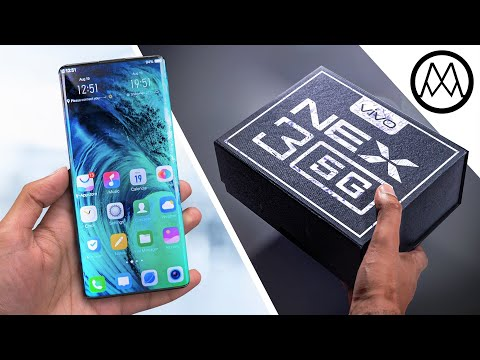 Vivo NEX 3 UNBOXING The Limitless smartphone