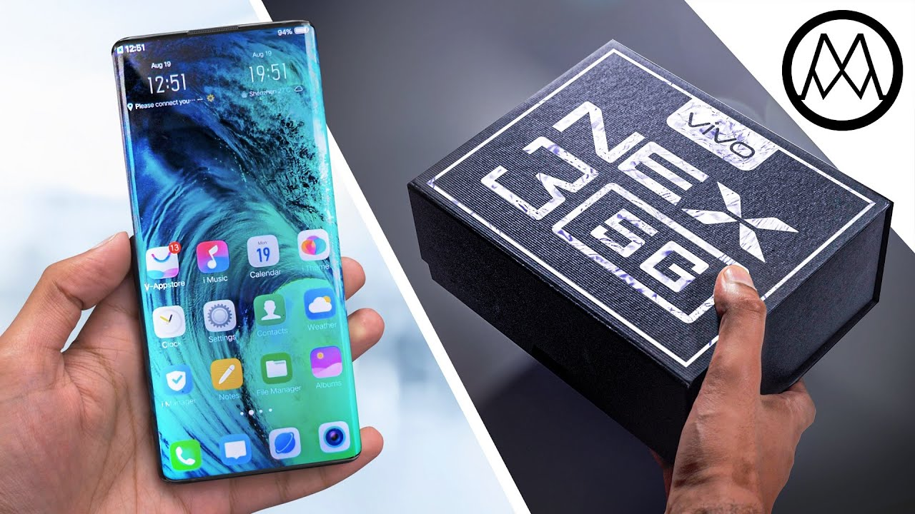 Vivo NEX 3 UNBOXING - The Limitless smartphone.