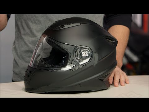 Speed & Strength SS1310 Helmet Review at RevZilla.com