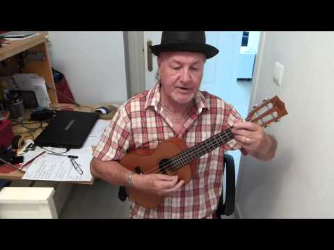 ANOTHER DAY IN PARADISE How to play on ukulele