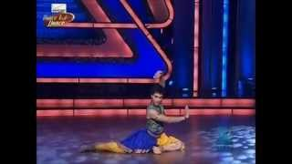 "Abhik classical dance in dance india dance  ""aadat se majboor"""