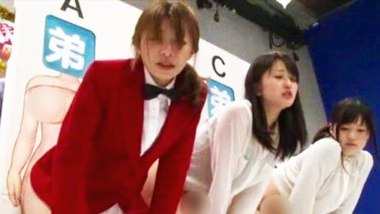 10 Weirdest Japanese Game Shows That Actually Exist  The-8580