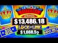 LOCK IT LINK Loteria Don Clemente Slot Machine ✦BIG WIN✦ | Spin It Grand Slot Max Bet Bonus