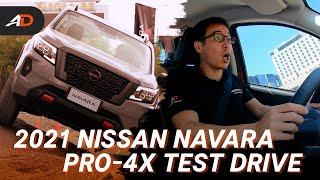2021 Nissan Navara Test Drive