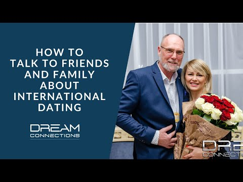 Make 2020 The Year You Find Your International Wife | Dream Connections from YouTube · Duration:  40 minutes 43 seconds