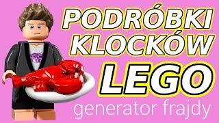 Zabawki z Chińczyka 8: Podróbki Klocków LEGO