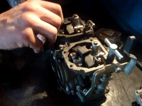 Yamaha Virago Carburetor Cleaning