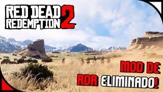 Red Dead Redemption 2 ⭐ Mod de GTA V de RdR eliminado! ⭐ Gameplay Español [HD]